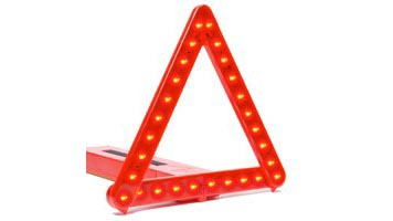 BrightAngle LED Warning Triangle
